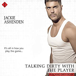 Talking Dirty with the Player audiobook cover art