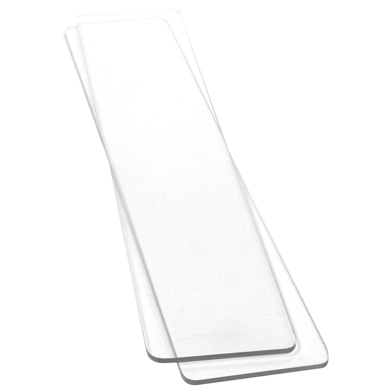 RAYHER 7906100?Sizzix Sidekick Accessory Box 1?Set of 2, Clear, Worktop Protector Chopping Board 37.5?x 7?x 0.70007?cm
