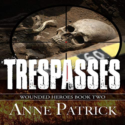 Trespasses audiobook cover art