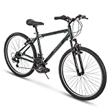 Huffy Hardtail Mountain Trail Bike 24 inch, 26 inch, 27.5 inch, 26 Inch Wheels/17 Inch Frame,...