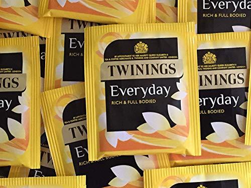 200 x Twinings Everyday Individual Enveloped Tea Bags