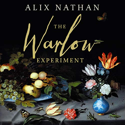 The Warlow Experiment audiobook cover art