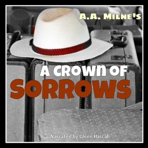A Crown of Sorrows audiobook cover art