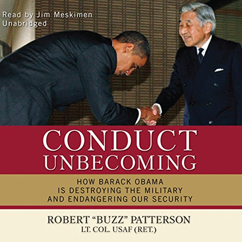 Conduct Unbecoming cover art