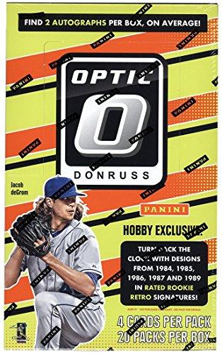 2016 Panini Donruss Optic Baseball Hobby...
