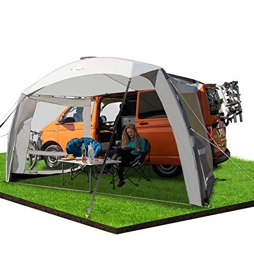 Vango 2X Seitenwand Erweiterung Air Beam Sky Caravan Sonnensegel Markise Vordach