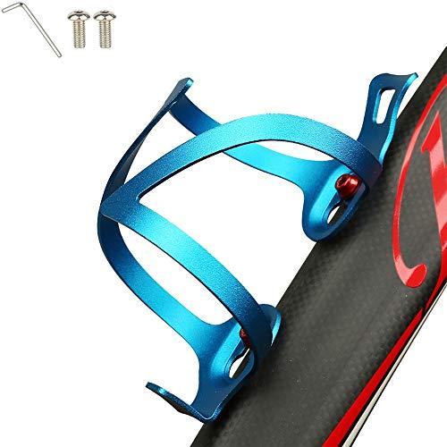 Bicicletta Portaborraccia in Alluminio Robusto Leggero, Per Borraccia Con Accessori Adeguati Per Mountain Bike E Bici Da Strada-universale,52g