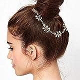 Haar-Accessoire, verschiedene Materialien, einfach zu tragen, beste Qualität, 1 Stück