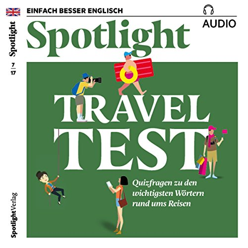 Spotlight Audio - Travel Test. 7/2017 Titelbild