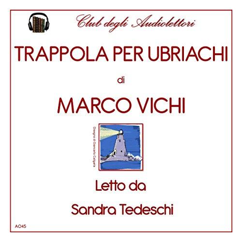 Trappola per ubriachi audiobook cover art