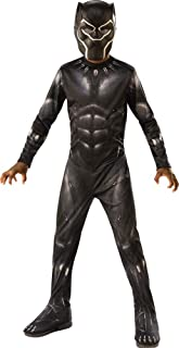 Rubies- Rubie's Officiel Black Panther Avengers Endgame-Taille 5-6 ans-I-700657M..