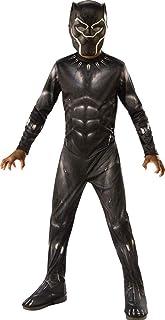 Rubies- Rubie's Officiel Black Panther Avengers Endgame-Taille 5-6 ans-I-700657M Déguisement, Enfants Unisexes, I-700657M,...