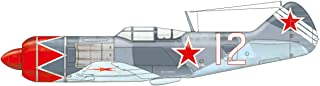 1:72 Eduard Weekend Lavochkin La-7 Soviet Aircraft Model Kit