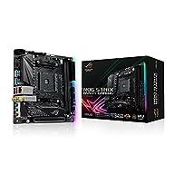 ASUS ROG Strix B450-I Gaming AMD B450 AM4 Mini ITX Motherboard