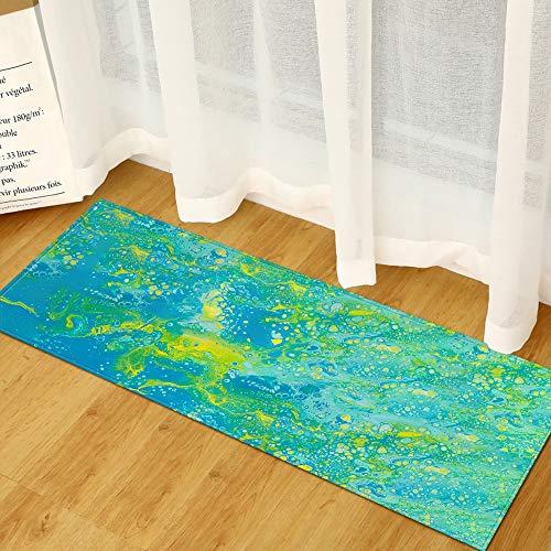 HLXX Alfombra de Entrada para Cocina, decoración de Dormitorio, Alfombra para Suelo, balcón, baño, Alfombra, hogar, Sala de Estar, alfombras A1 40x60cm