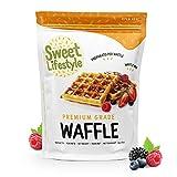 Originale preparato per Waffle  1 KG Sweet Lifestyle  100% Made in Italy   Waffle mix  Facile e veloce da preparare   Qualità Premium