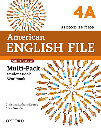 American English File: Level 4: A Multi-Pack