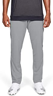 Mens Utility Relaxed Piped Baseball Pant