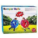 Bumper Ball for Kids,Inflatable Buddy Bumper...