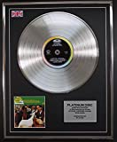 THE BEACH BOYS/Limitierte Edition Platin Schallplatte/PET SOUNDS -