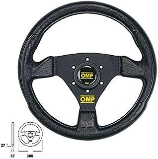 OMP OMPOD/1989/NN Steering Wheel, Black
