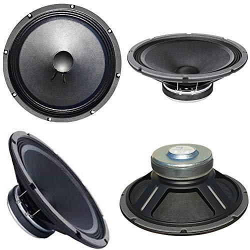 COPPIA Mid Woofer 20 cm Loudest Sound Professionali LS CW8.4 550 Watt spl audio Competition Seires 200mm
