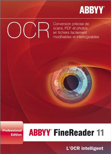 ABBYY FineReader 11 - Edition Professionnelle [Téléchargement]