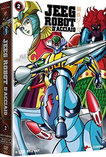 Jeeg Robot D'Acciaio #02 (Collectors Edition) (6 DVD)