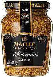 Maille Whole Grain Mustard, 210g