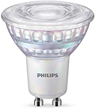 Philips LED Classic Dimmable Reflector Light Bulb [GU10 Spot] 6.2W - 80W Equivalent, Cool White (4000K)