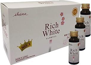 ihana リッチホワイト <ドリンク50ml×10本>