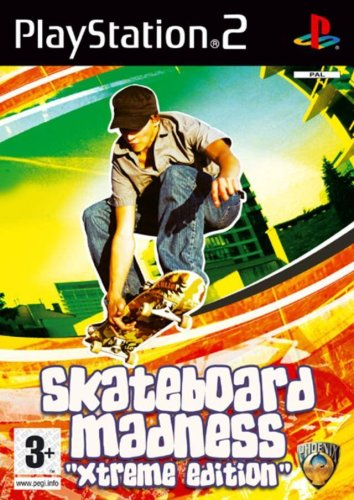 Skateboard Madness - Xtreme Edition