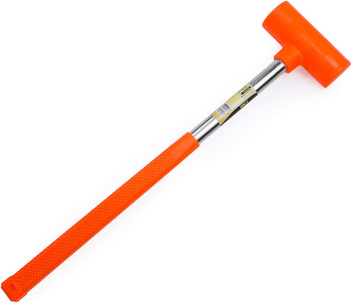 Stark Dead Blow Hammer 9 lb Louisville-Jefferson County Mall with Pound Non-Marring Coatin Rubber Max 75% OFF