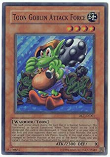 Yu-Gi-Oh! - Toon Goblin Attack Force (DL7-EN001) - Duelist League Prize Card - Limited Edition - Super Rare