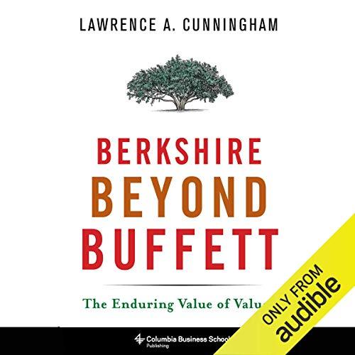 Couverture de Berkshire Beyond Buffett