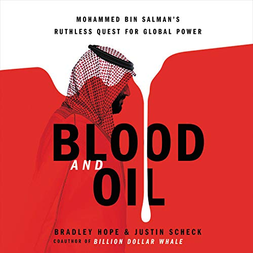 『Blood and Oil』のカバーアート