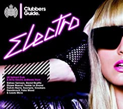 Ministry of Sound: Clubbers Guide - Electro / Various