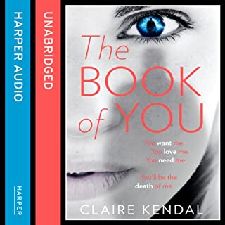 The Book of You cover art