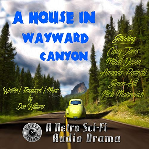 Couverture de A House in Wayward Canyon