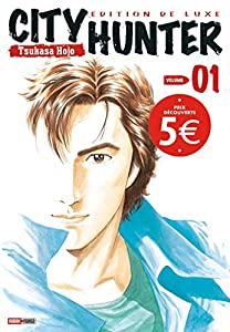 City Hunter - Nicky Larson Prix découverte Tome 1