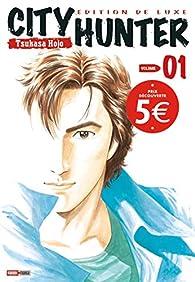 City Hunter (Nicky Larson), tome 1 : La Poussière d'ange de la peur par Tsukasa Hojo