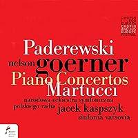 パデレフスキ:ピアノ協奏曲集