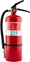 First Alert Fire Extinguisher | Large Home Fire Extinguisher, Red, FE2A10GR