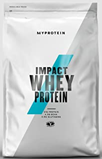 Myprotein Whey Protein Blend Natural Impact Healthy Rich Essential Nutrients Ideal for Hormone Balance, Mood, Diet, Muscles, Weight Loss, Energy – Gluten and Soy Free Vanilla Flavor 2.2 lbs