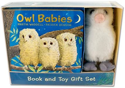 Owl Babies Book and Toy Gift Set product image