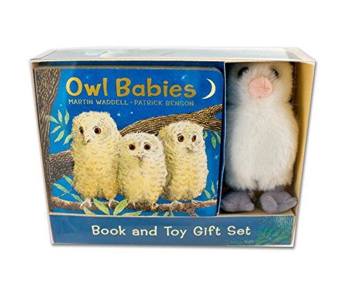 Compare Textbook Prices for Owl Babies Book and Toy Gift Set Box Brdbk/ Edition ISBN 9780763688981 by Waddell, Martin,Benson, Patrick