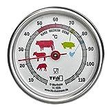 Zoom IMG-1 tfa dostmann 14 1028 termometro