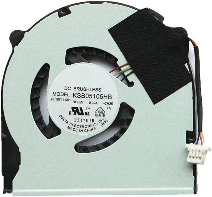 Laptop Baltimore Mall CPU Cooling Fan Compatible Sony Very popular SVT13 with SVT13124C VAIO