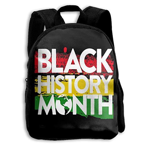 School Bag,Bolso De Estudiante con El Logotipo del Mes De La