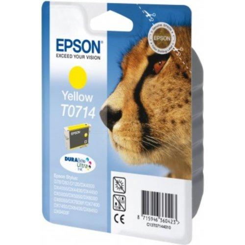 Epson C13T07144011 cartucho de tinta amarillo EPSON Stylus BX 310/600/D 120/78/of...